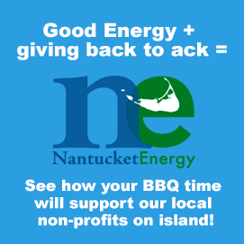 Nantucket Energy Good Will Campaign