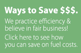 ways to save with fuel costs