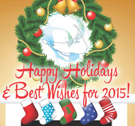 Happy Holidays from Nantucket Energy